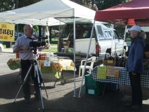Greenville Farmers Market - DW Video