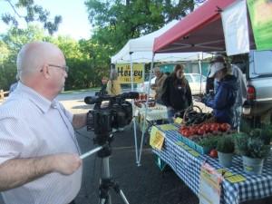Greenville Michigan Farm Market DW Video