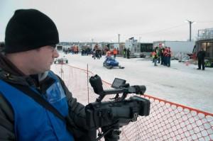 I 500 Snowmobile Race Pure Michigan