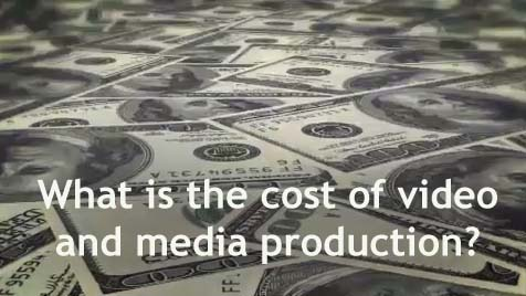 What is the cost of video and media production