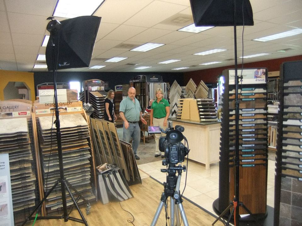 Michigan Retail Video Production