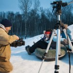 Saint-Ignace-Michigan-Winter-Tubing