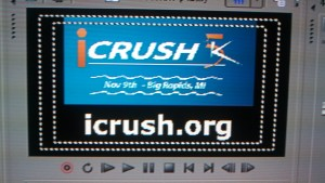 Big Rapids iCrush 5k video