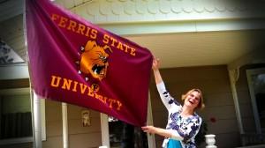 Ferris State Bulldog Parent Testimonial