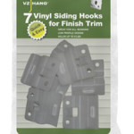 vz hang finish trim hooks