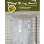 vz hang vinyl siding hooks