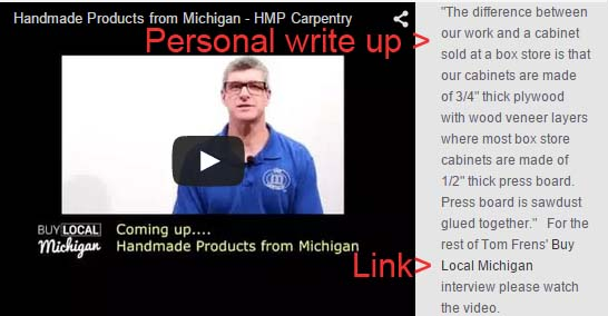 Reciprocal links-hmp carpentry