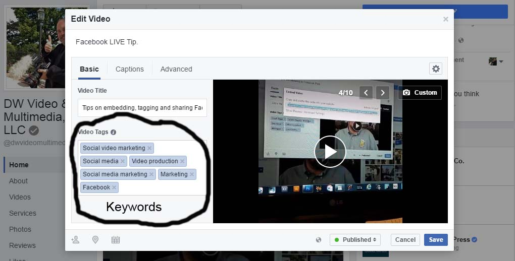 Type in the keywords that best fit your topic