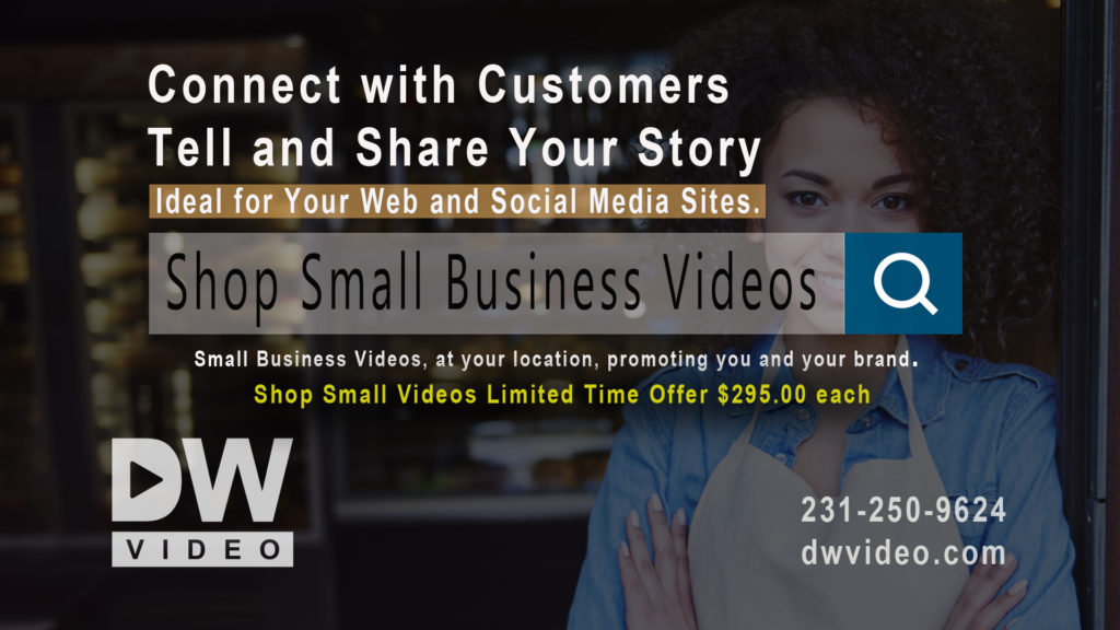 shop small business videos