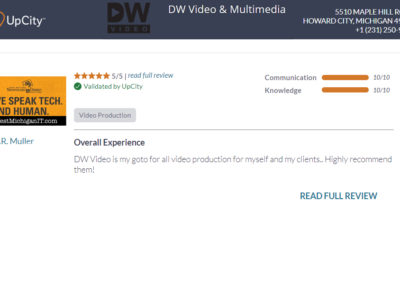 DW Video Reviews